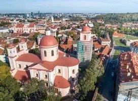 Orthodox Church of the Holy Spirit - Vilnius
